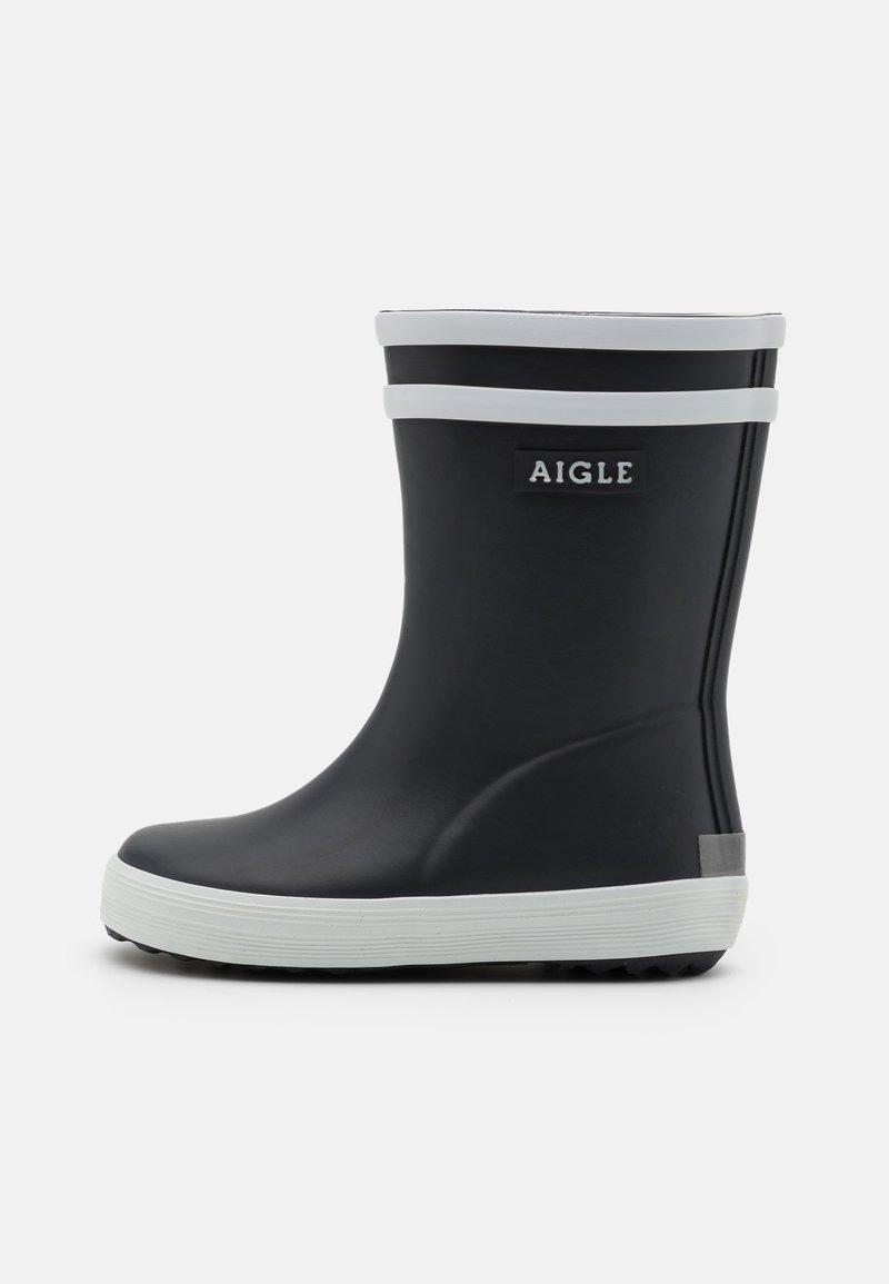 Aigle - BABY FLAC UNISEX - Holínky - marine