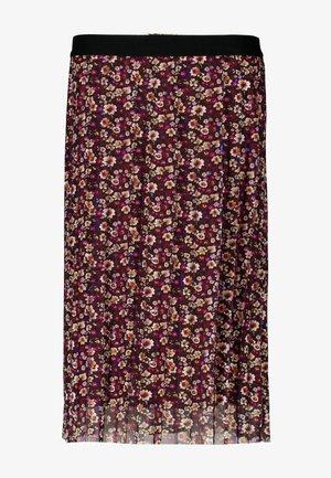 A-snit nederdel/ A-formede nederdele - cabernet