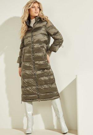BRUNELLA LONG JACKET - Winter coat - braun