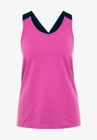 ONLY Play - ONPGOLDIE TRAINING - Sportshirt - very berry - 4