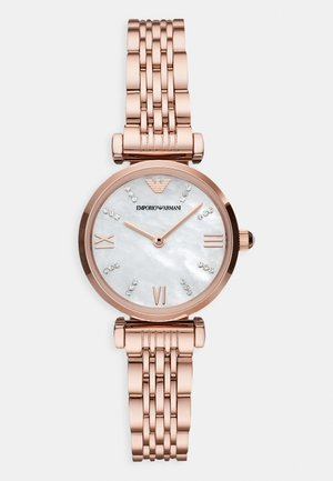 GIANNI T-BAR - Horloge - rose gold-coloured