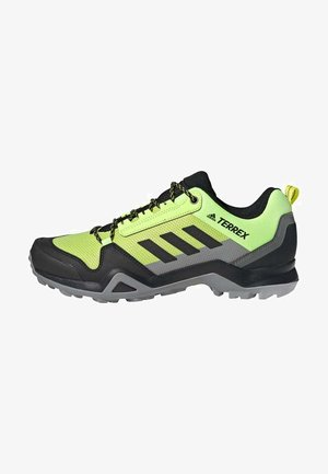TERREX AX3 WANDERSCHUH - Hiking shoes - yellow