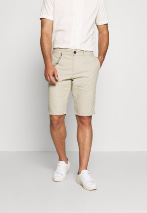 Shorts - cashew beige