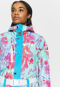 OOSC - GIN & JUICE  - Ski- & snowboardbukser - light blue - 3