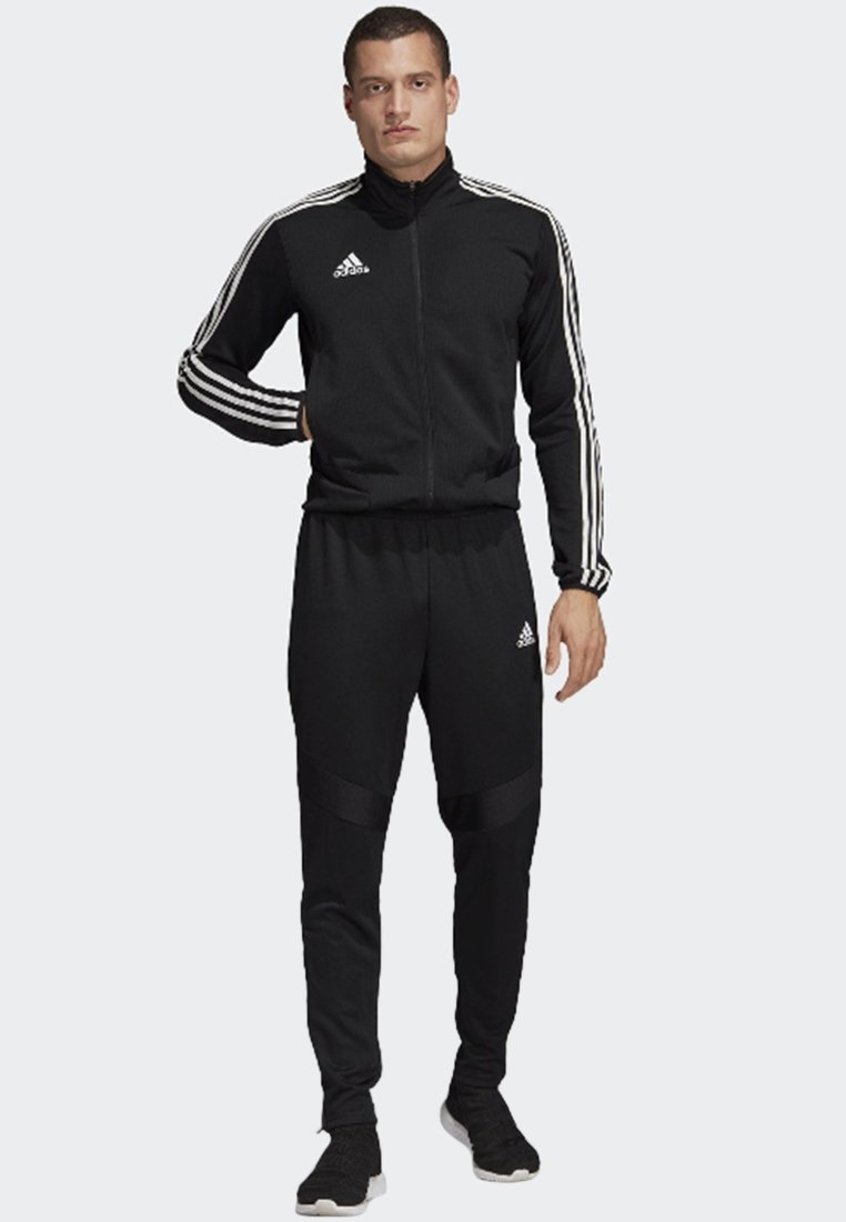 adidas Performance - Tiro 19 Training Overalls - Träningsset - black
