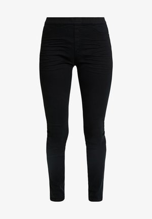 TREGGINGS - Trousers - black
