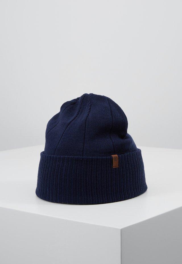 BEANIE - Mütze - peacoat
