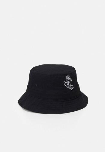 CONTRA HAND UNISEX - Hat - black