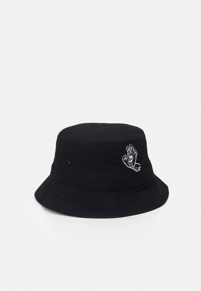 Santa Cruz - CONTRA HAND UNISEX - Hat - black