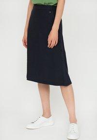 Finn Flare - A-line skirt - cosmic blue - 3