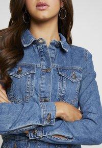 Vero Moda - Day dress - medium blue denim - 6