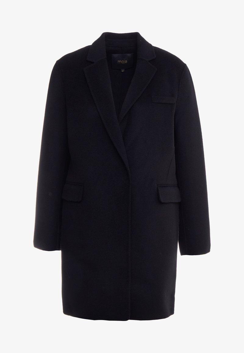 maje - Pitkä takki - noir