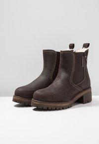 Shepherd - LOTTA - Classic ankle boots - moro - 4