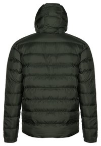 adidas Performance - 3 STRIPES OUTDOOR MIDWEIGHT JACKET - Veste d'hiver - dark green - 1