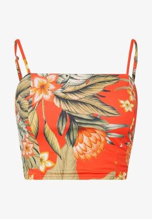 PAGO - Bikini top - rouge waimea