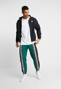 adidas Originals - REVEAL YOUR VOICE TRACKPANT - Trainingsbroek - collegiate green - 1