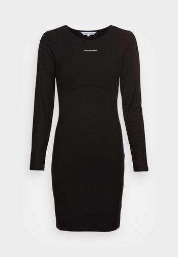 UNDERWIRE DRESS - Vestito estivo -  black