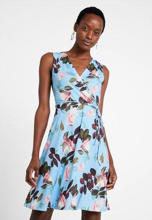 Denní šaty - light blue/white