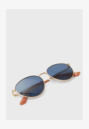 MIT GESTELL - Sunglasses - blue