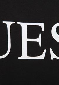 Guess - ALISSA BODY - T-shirts print - jet black - 2