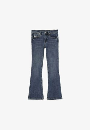 Bootcut jeans - блуе