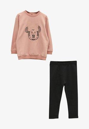MINNIE MOUSE - Sweatshirt - pink