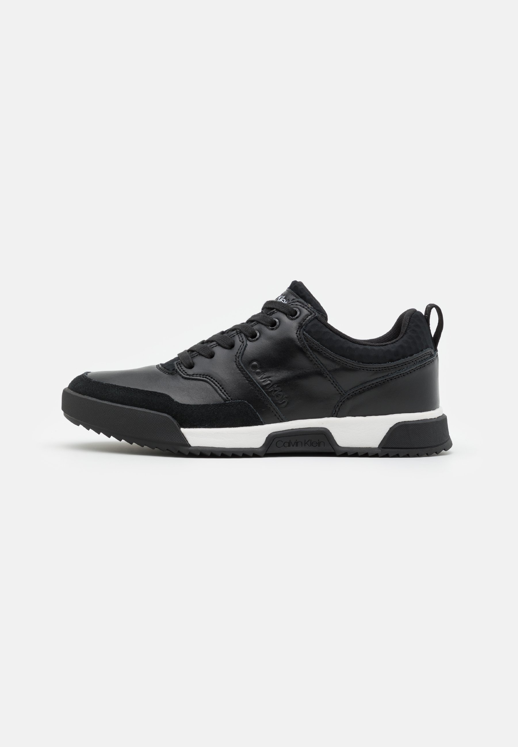 Homme TOP LACE UP MIX - Baskets basses