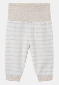 Jacky Baby - 2 PACK UNISEX - Kalhoty - white/beige - 3