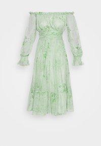 Lace & Beads - REBECCA MIDI - Day dress - mint - 3