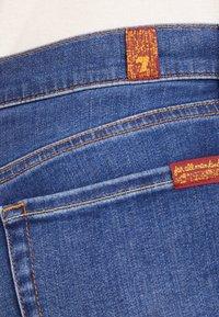7 for all mankind - CROP - Jeans Skinny Fit - bair vintage dusk - 4
