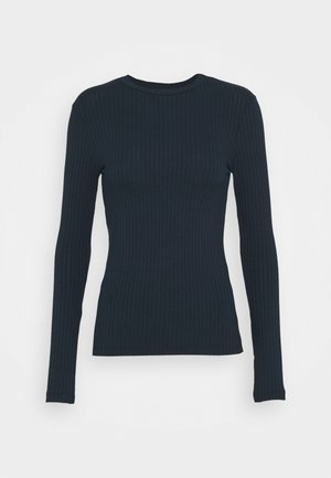 GINGER - Long sleeved top - navy