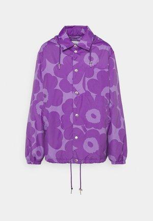 TALLAILLA PIENI UNIKKO COAT - Light jacket - violet
