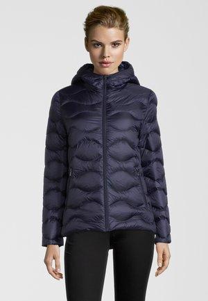 CORY - Down jacket - bleu nuit