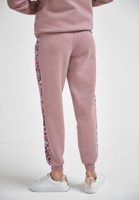 Next - COLOURBLOCK - Trousers - pink - 1