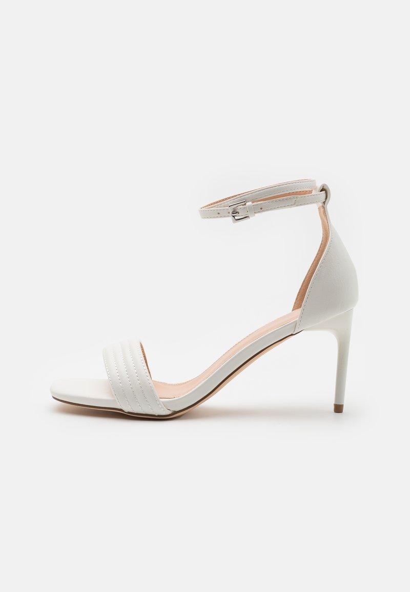 Even&Odd Wide Fit - Sandals - white