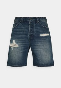 Tigha - LEY - Jeansshorts - mid blue - 0
