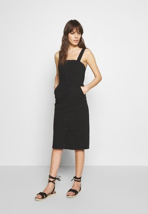 LARSA - Shift dress - black wash