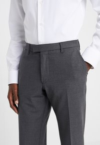 DRYKORN - PIET - Suit trousers - grey nos - 3