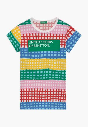 Camiseta estampada - multi-coloured