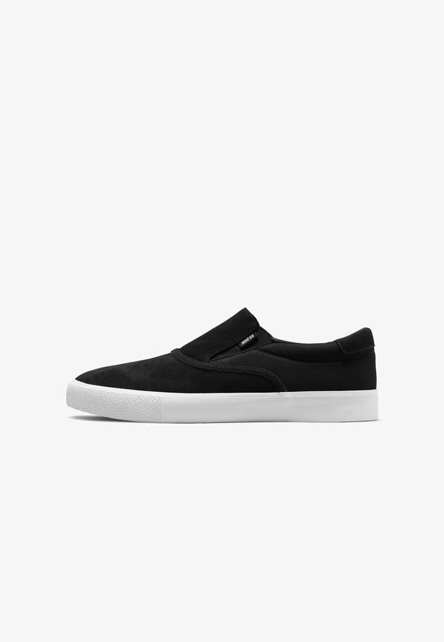 ZOOM VERONA - Sneakersy niskie - black/black/white
