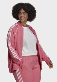 adidas Originals - Bomber Jacket - pink - 2