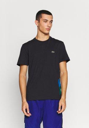 T-shirt imprimé - bleu marine