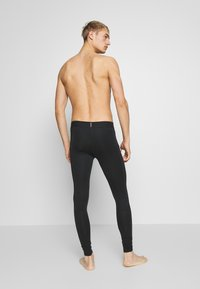 Nike Performance - Leggings - black/white - 2
