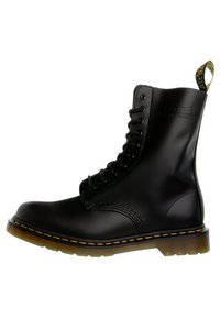 Dr. Martens - ORIGINALS 1490 10 EYE BOOT - Lace-up boots - black - 4