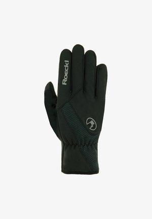 ROTH - Gloves - schwarz