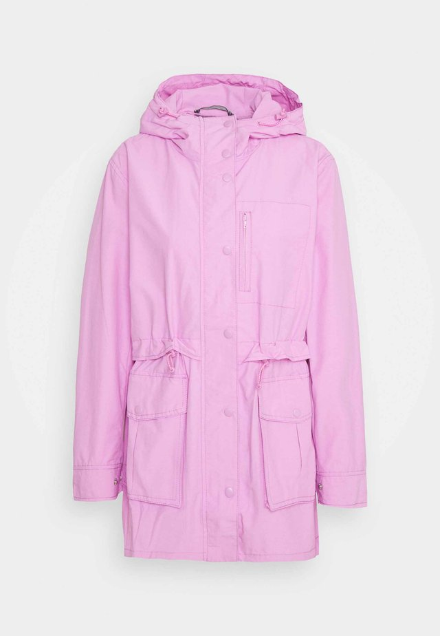 THE PERFECT RAINCOAT - Parka - sundrenched peony