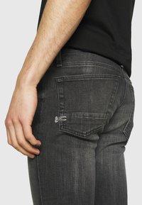 Denham - BOLT - Jeans Slim Fit - black - 4