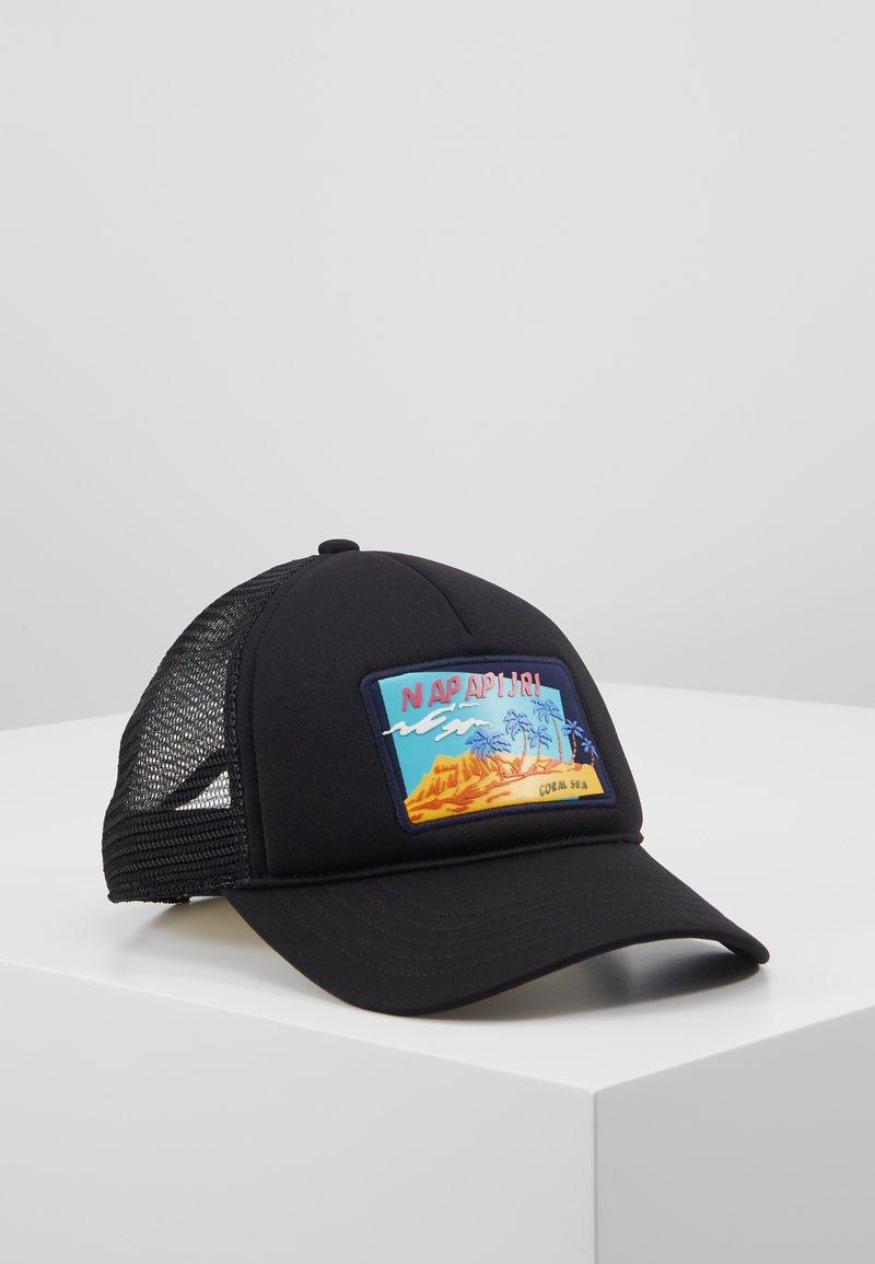 Napapijri - FORBES - Caps - black