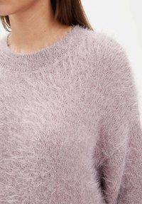DeFacto - Fleece jumper - pink - 3
