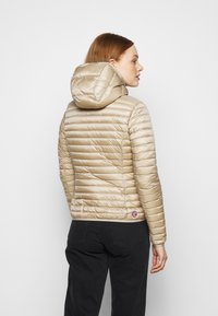 Colmar Originals - LADIES JACKET - Down jacket - toast/light steel - 2